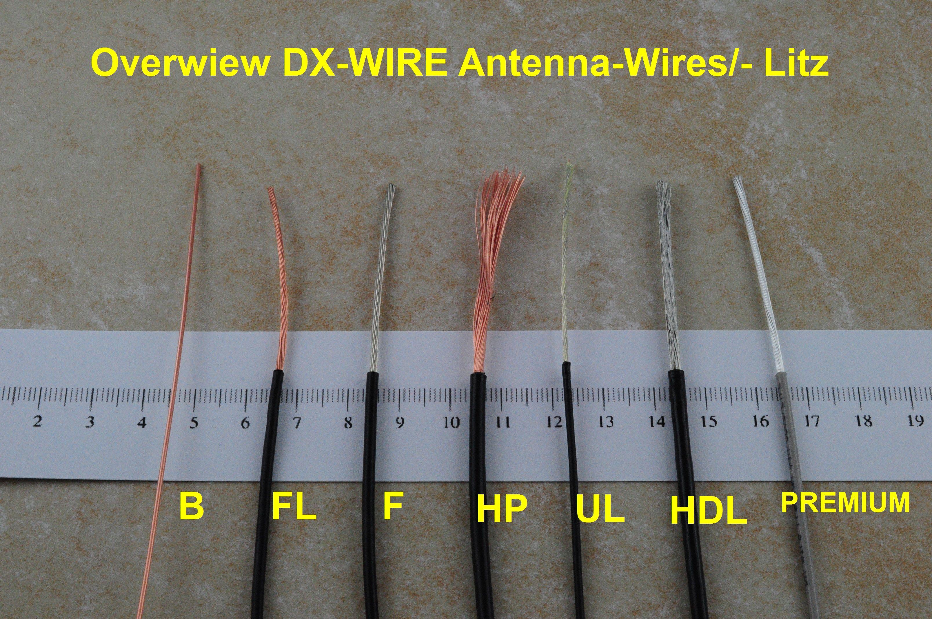 Dx-wire Antenna Wire